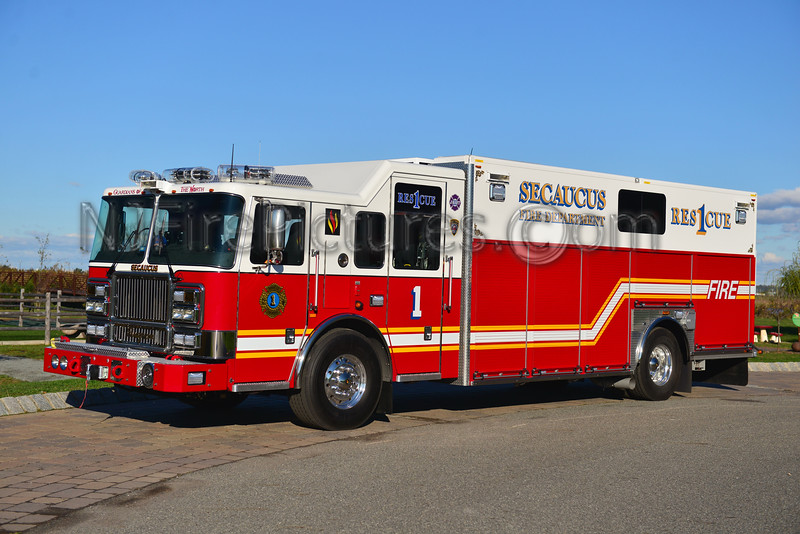 SECAUCUS, NJ RESCUE 1