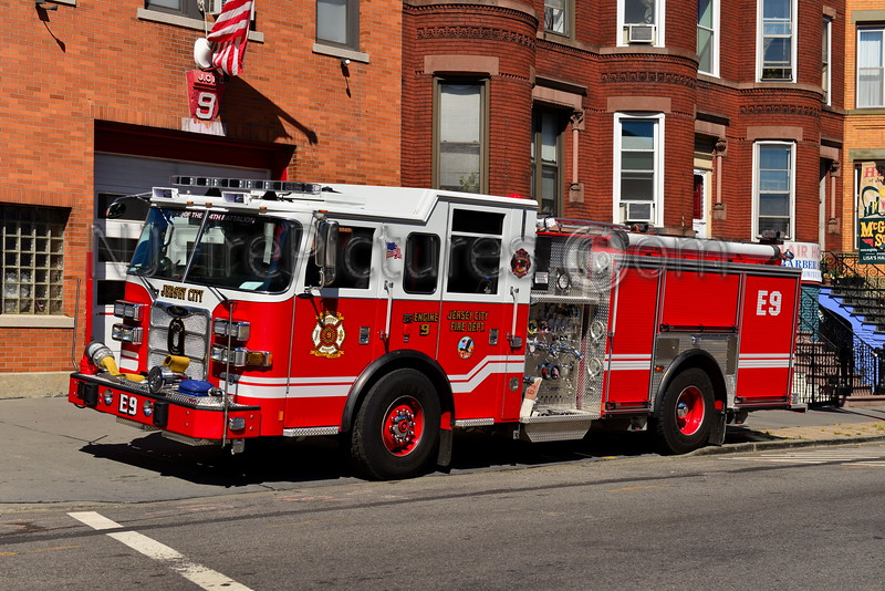 JERSEY CITY, NJ ENGINE 9