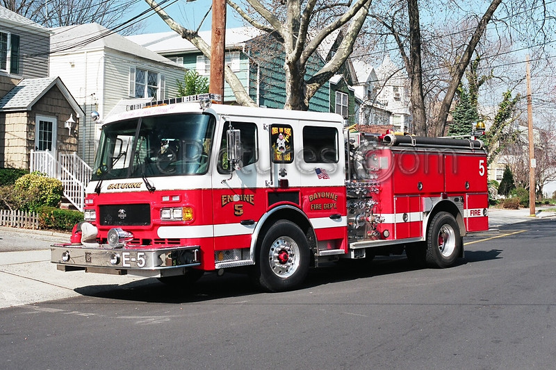 BAYONNE, NJ ENGINE 5