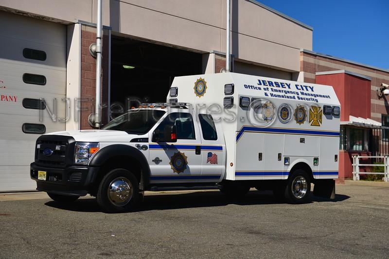 JERSEY CITY, NJ OFFICE OF EMERGENCY MANAGEMENT