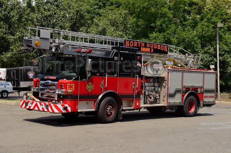 NORTH HUDSON REGIONAL ENGINE 3