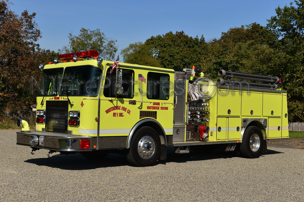 WHITEHOUSE STATION, NJ ENGINE 22-1