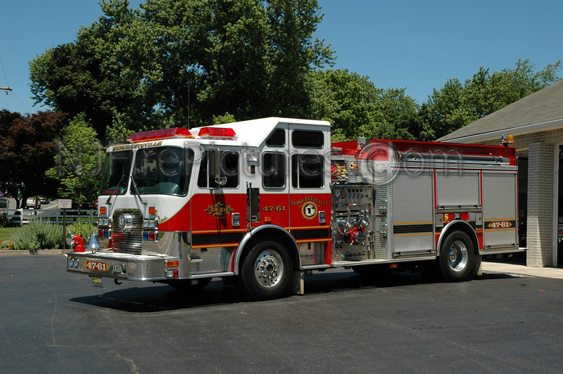 SERGEANTSVILLE, NJ ENGINE 47-61