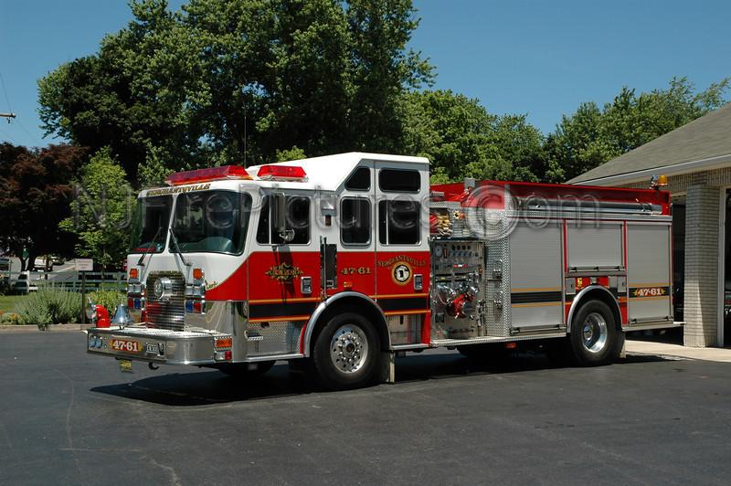 SERGEANTSVILLE, NJ ENGINE 47-61