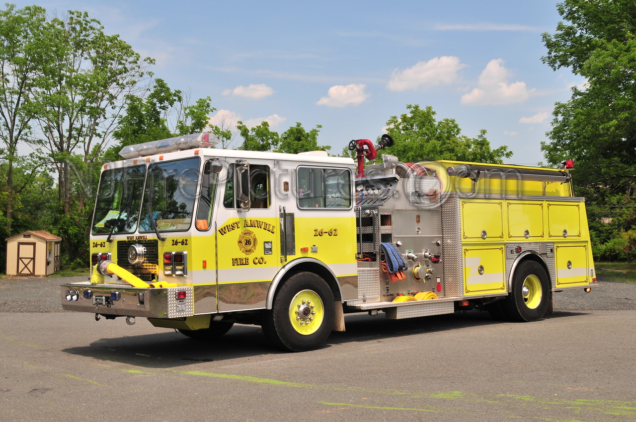 WEST AMWELL, NJ ENGINE 26-62