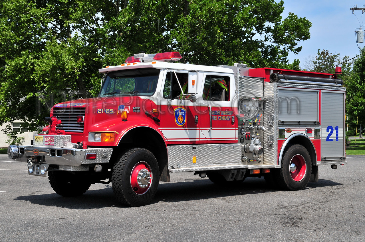 RARITAN, NJ ENGINE 21-65