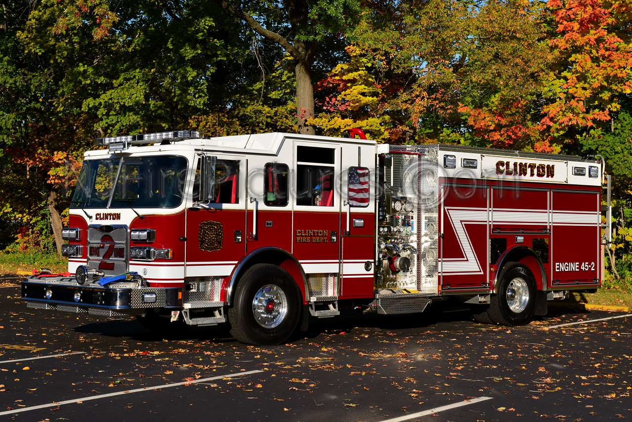 CLINTON, NJ ENGINE 45-2