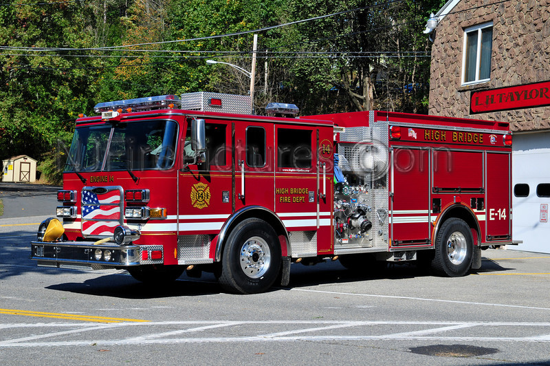 HIGH BRIDGE, NJ ENGINE 14