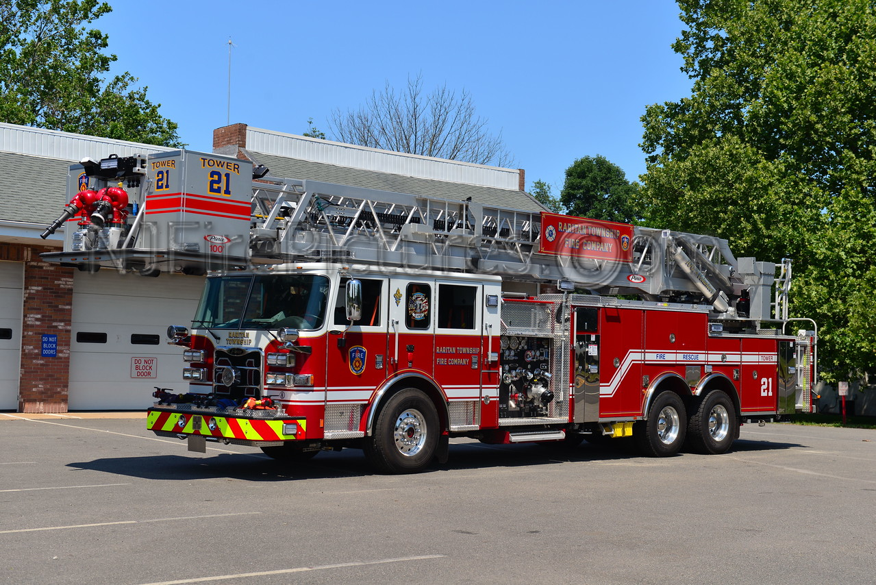 RARITAN TOWNSHIP, NJ TOWER 21