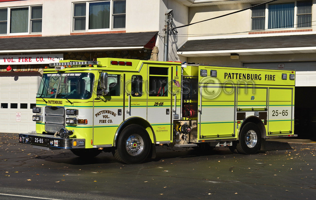 PATTENBURG, NJ ENGINE 25-65