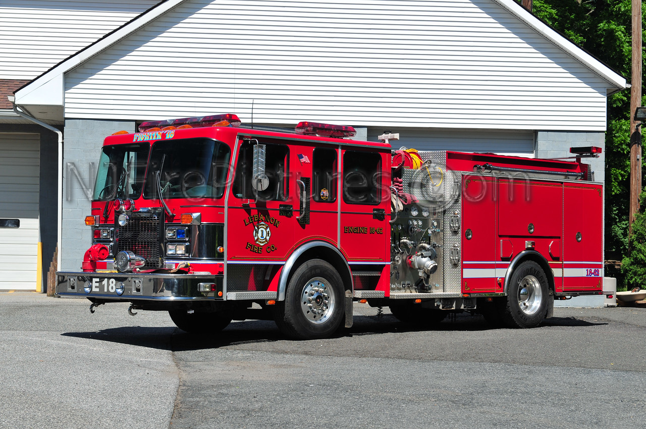LEBANON, NJ ENGINE 18-62
