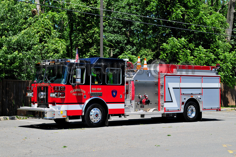 FLEMINGTON, NJ ENGINE 49-62