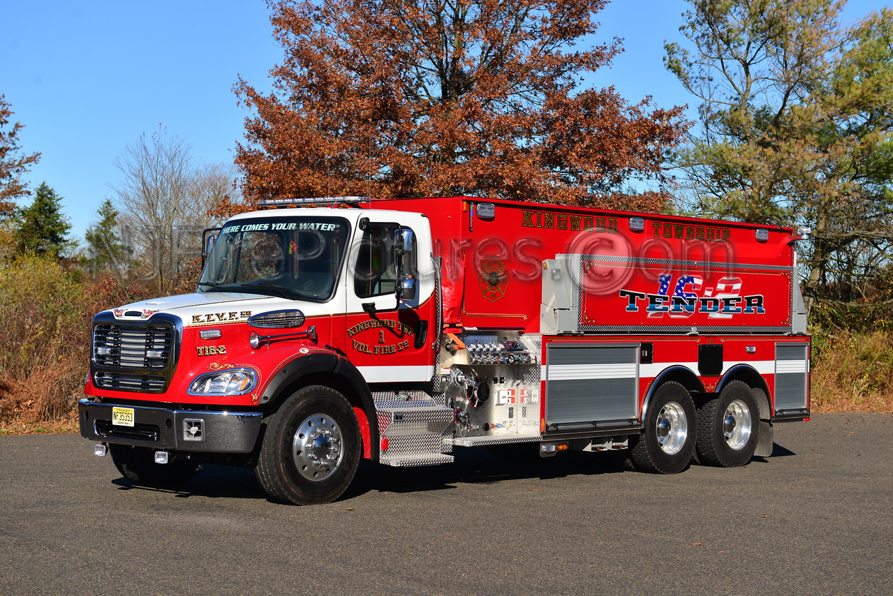 KINGWOOD TOWNSHIP, NJ TENDER 16-2