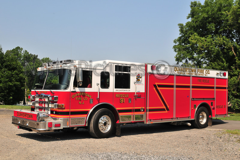 QUAKERTOWN, NJ RESCUE 91