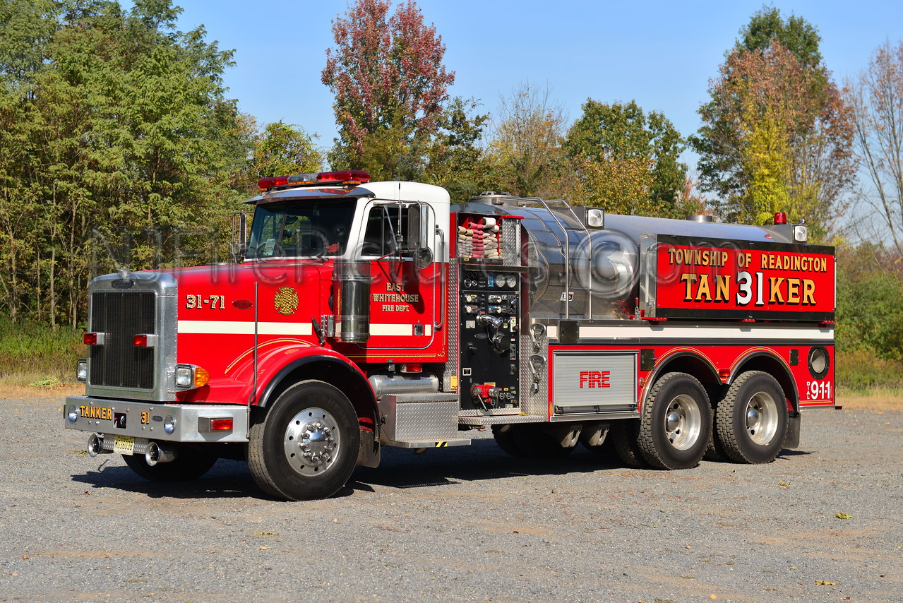 EAST WHITEHOUSE, NJ TANKER 31