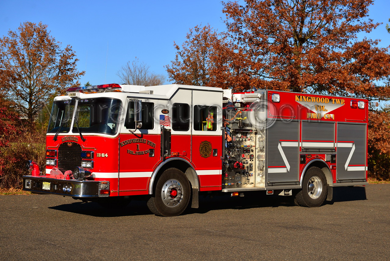 KINGWOOD TOWNSHIP, NJ ENGINE 16-1