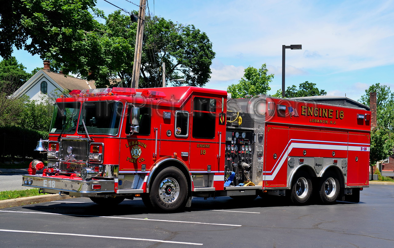 LEBANON, NJ ENGINE 18