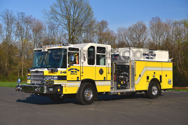 RINGOES, NJ ENGINE 48 - AMWELL VALLEY FIRE CO.