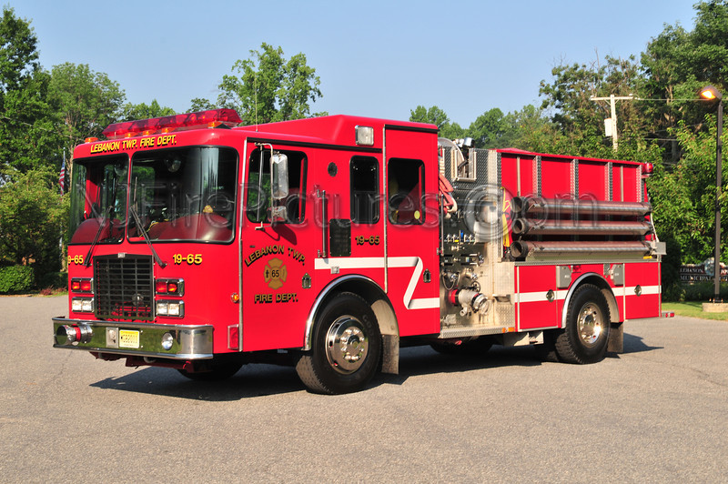 LEBANON TOWNSHIP, NJ ENGINE 19-65