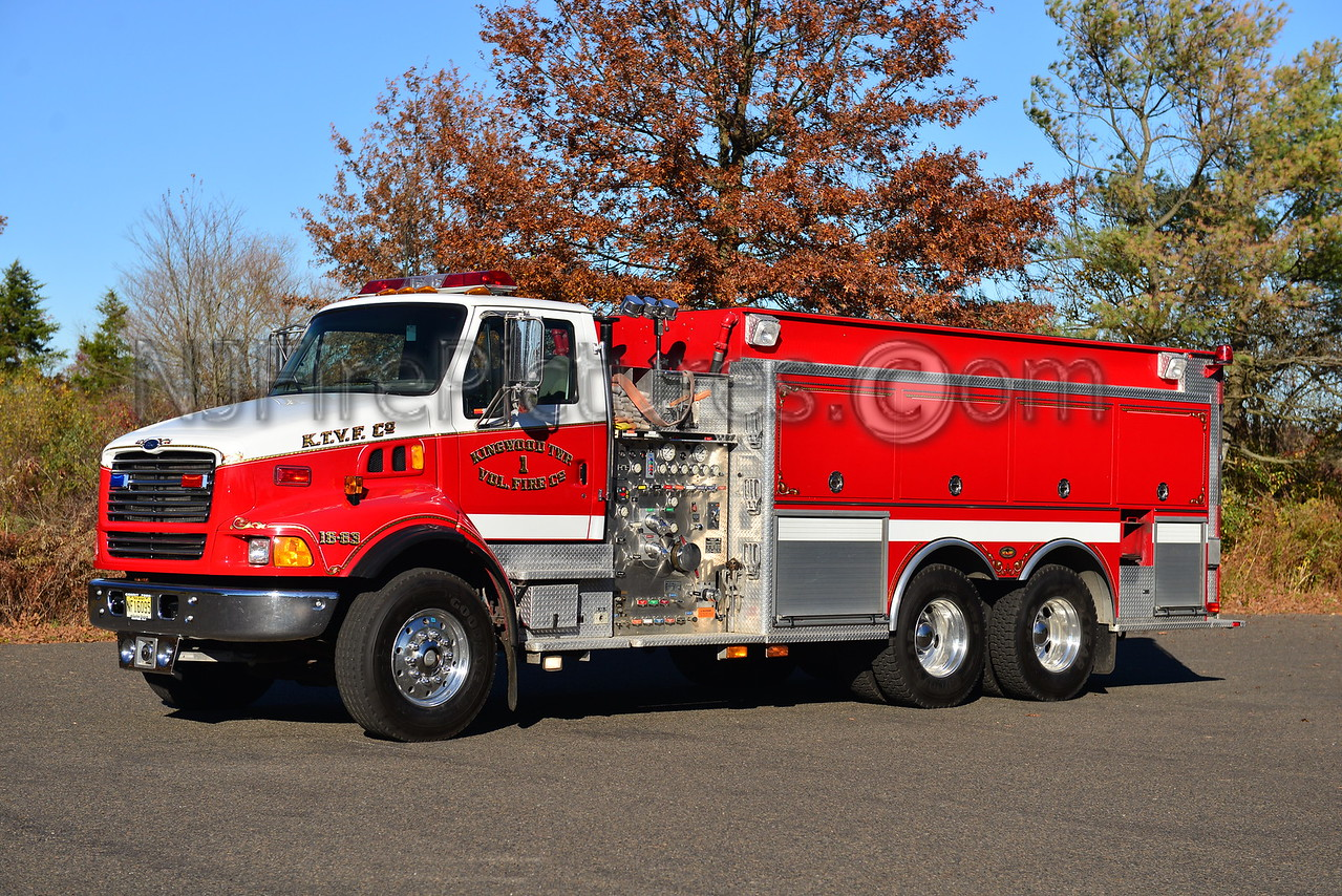 KINGWOOD TWP, NJ TENDER 16-1