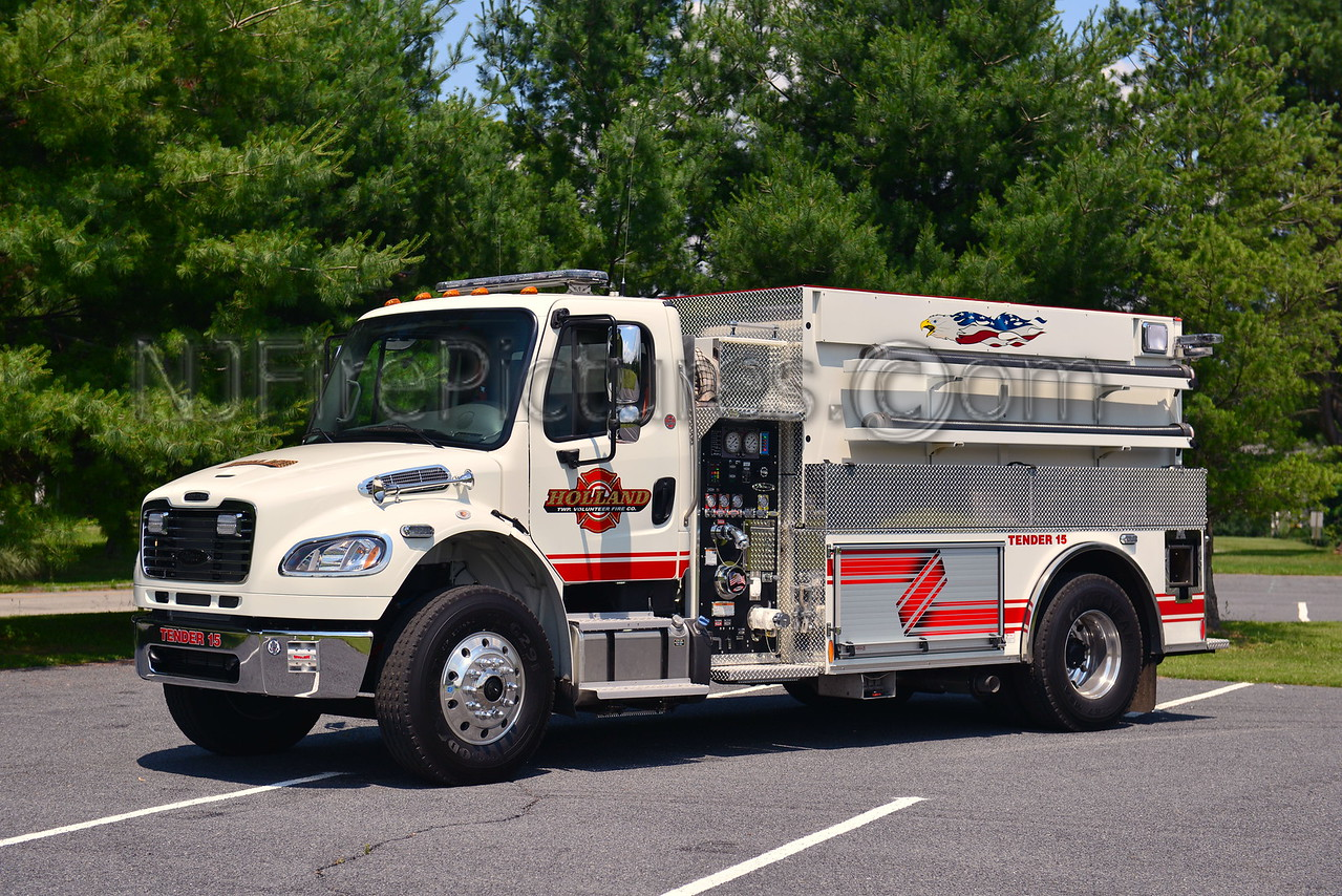 HOLLAND TOWNSHIP, NJ TENDER 15