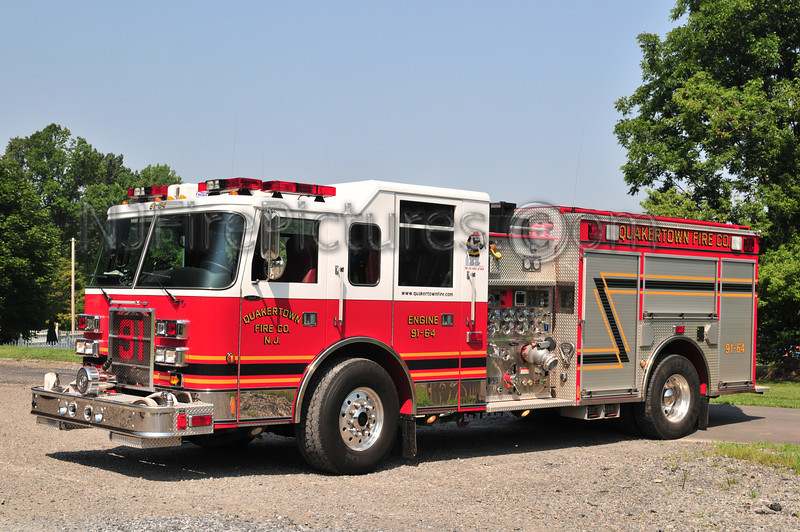 QUAKERTOWN, NJ ENGINE 91-64
