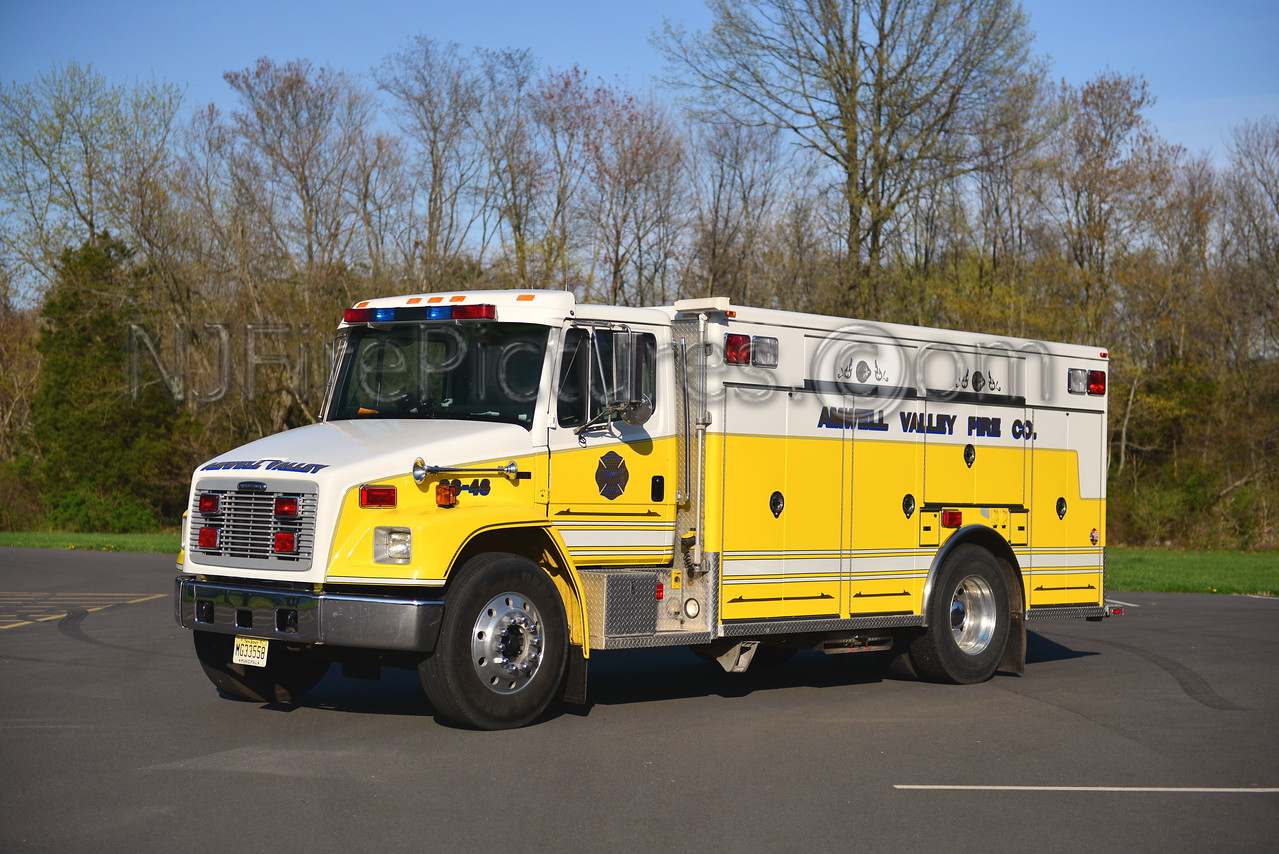 RINGOES, NJ SPECIAL SERIVCE 48 - AMWELL VALLEY FIRE CO.