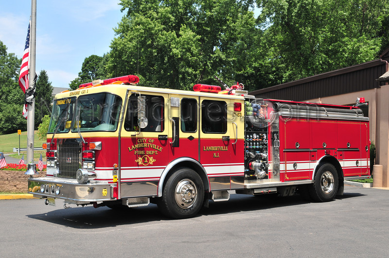 LAMBERTVILLE, NJ ENGINE 17-3