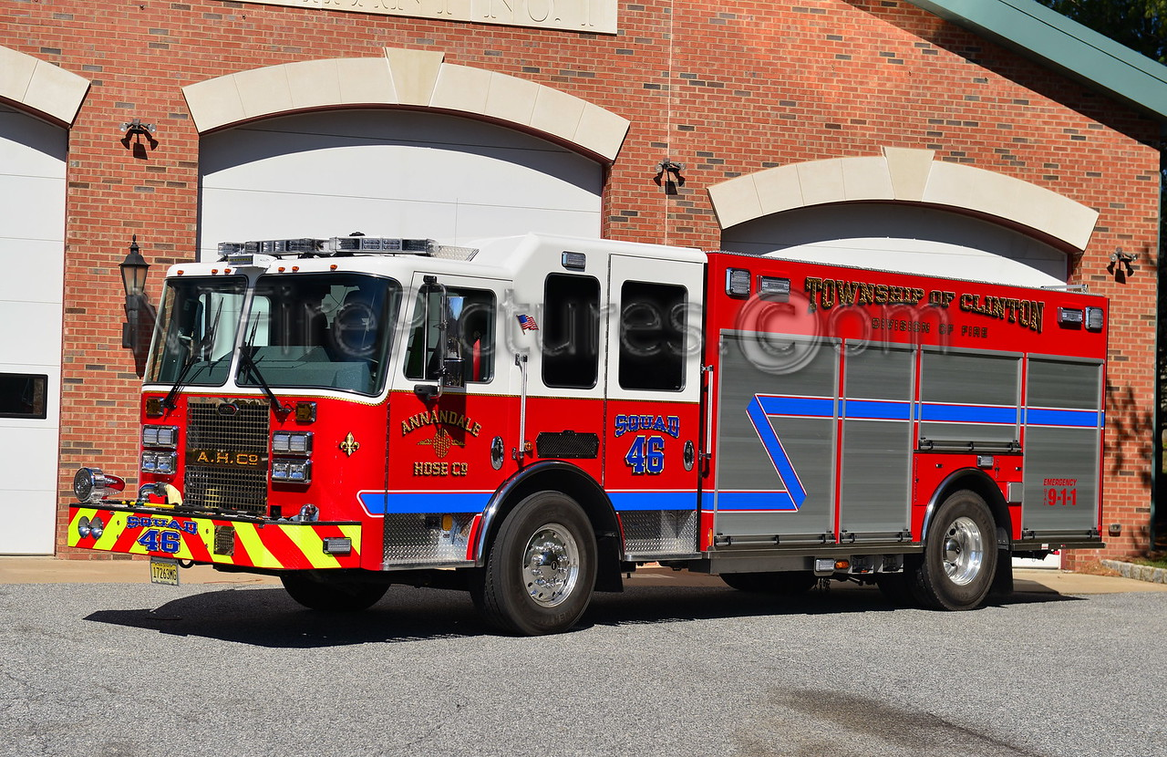 TOWNSHIP OF CLINTON SQUAD 46 ANNANDALE FIRE CO.