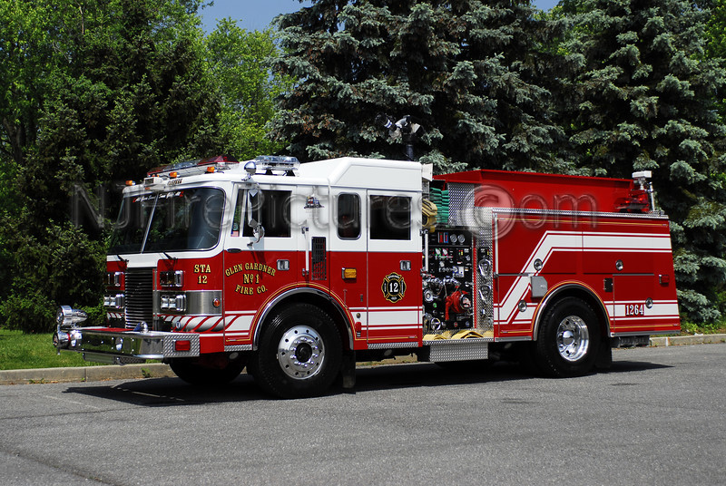 GLEM GARDNER, NJ ENGINE 1264