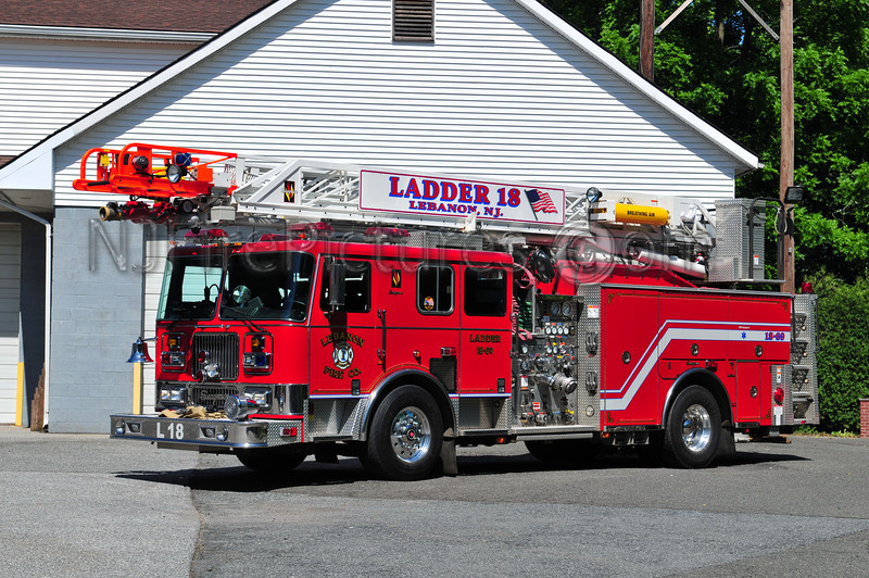 LEBANON, NJ LADDER 18-69