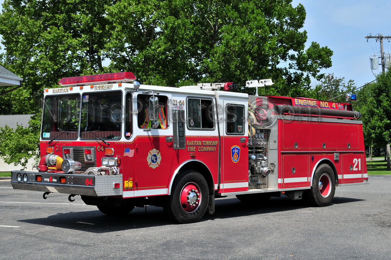 RARITAN TOWNSHIP, NJ ENGINE 21-64