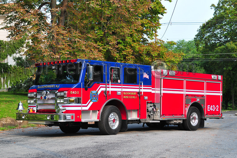 BLOOMSBURY, NJ ENGINE 43-2