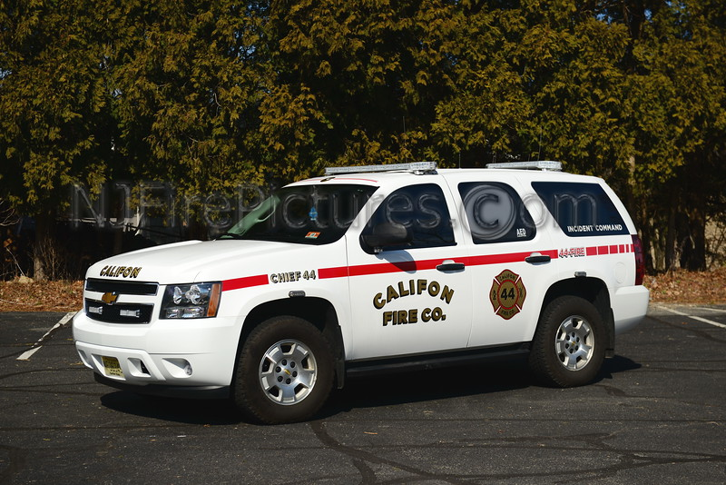 CALIFON, NJ CHIEF 44