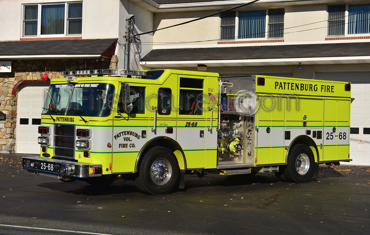 PATTENBURG, NJ ENGINE 25-68