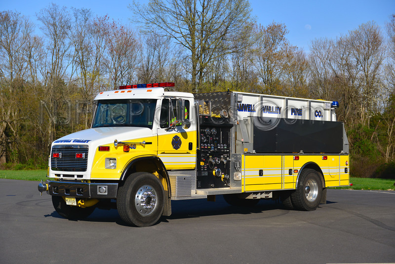 RINGOES, NJ TANKER 48 - AMWELL VALLEY FIRE CO.
