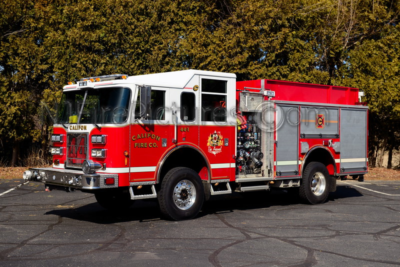 CALIFON, NJ ENGINE 44
