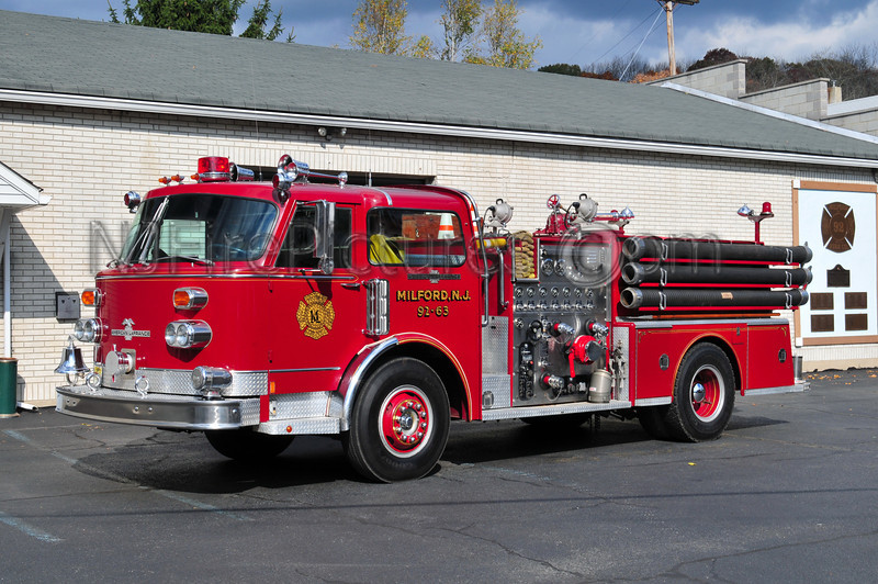 MILFORD, NJ ENGINE 92-63