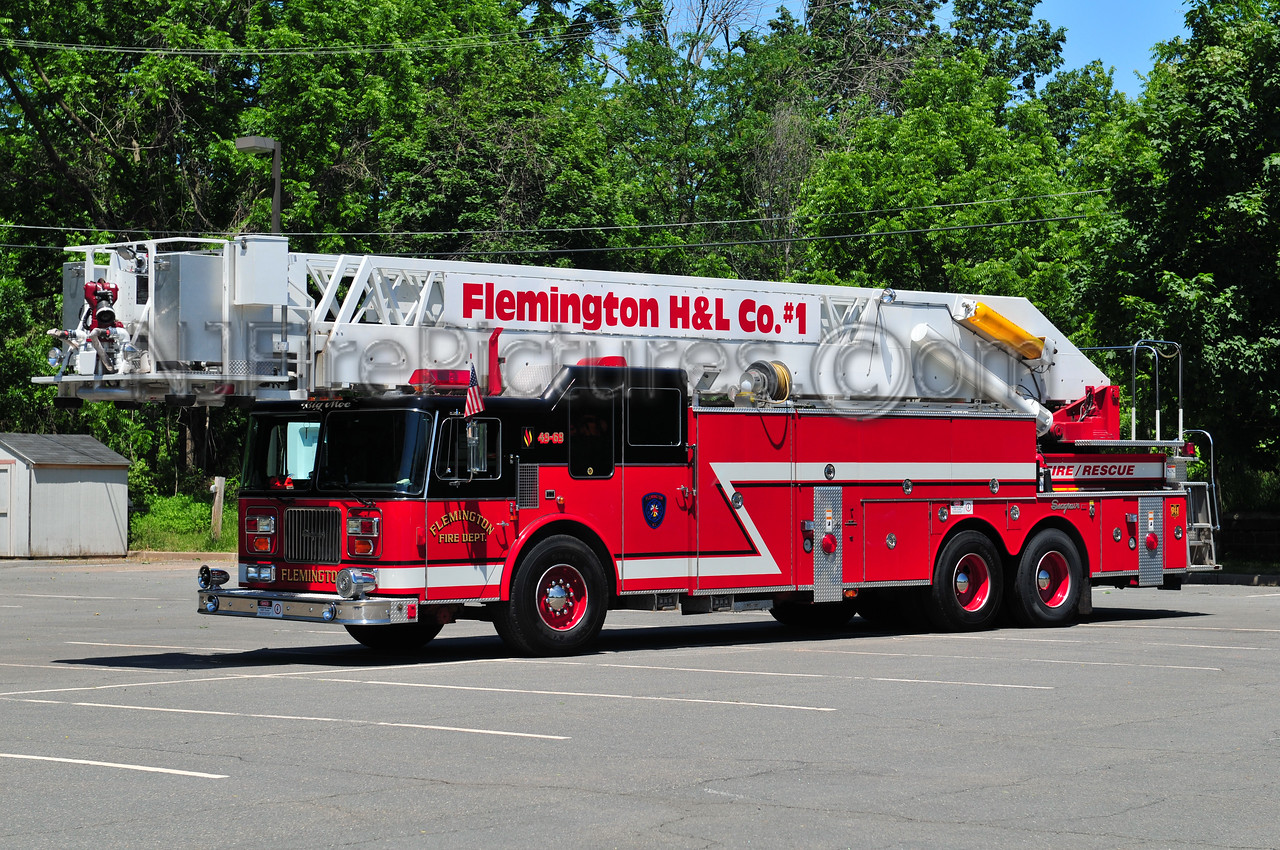 FLEMINGTON, NJ LADDER 49-69