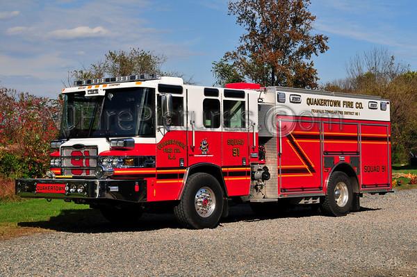 Hunterdon County, NJ Fire Apparatus