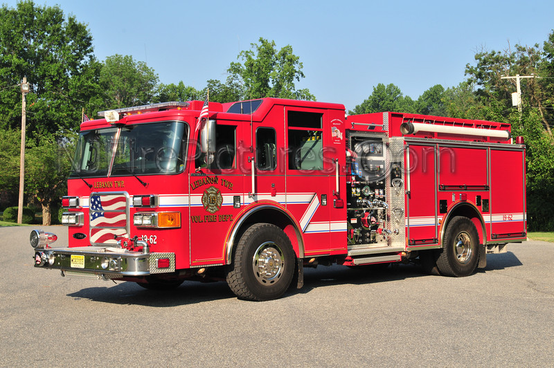 LEBANON TOWNSHIP, NJ ENGINE 19-62