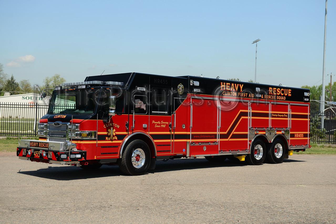 CLINTON, NJ HEAVY RESCUE 455