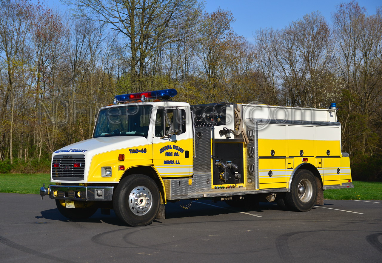 RINGOES, NJ TAC-48 - AMWELL VALLEY FIRE CO.