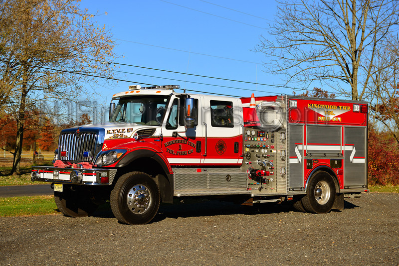KINGWOOD TOWNSHIP, NJ ENGINE 16-2