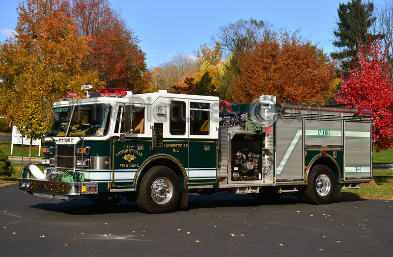 LAMBERTVILLE, NJ ENGINE 17-2