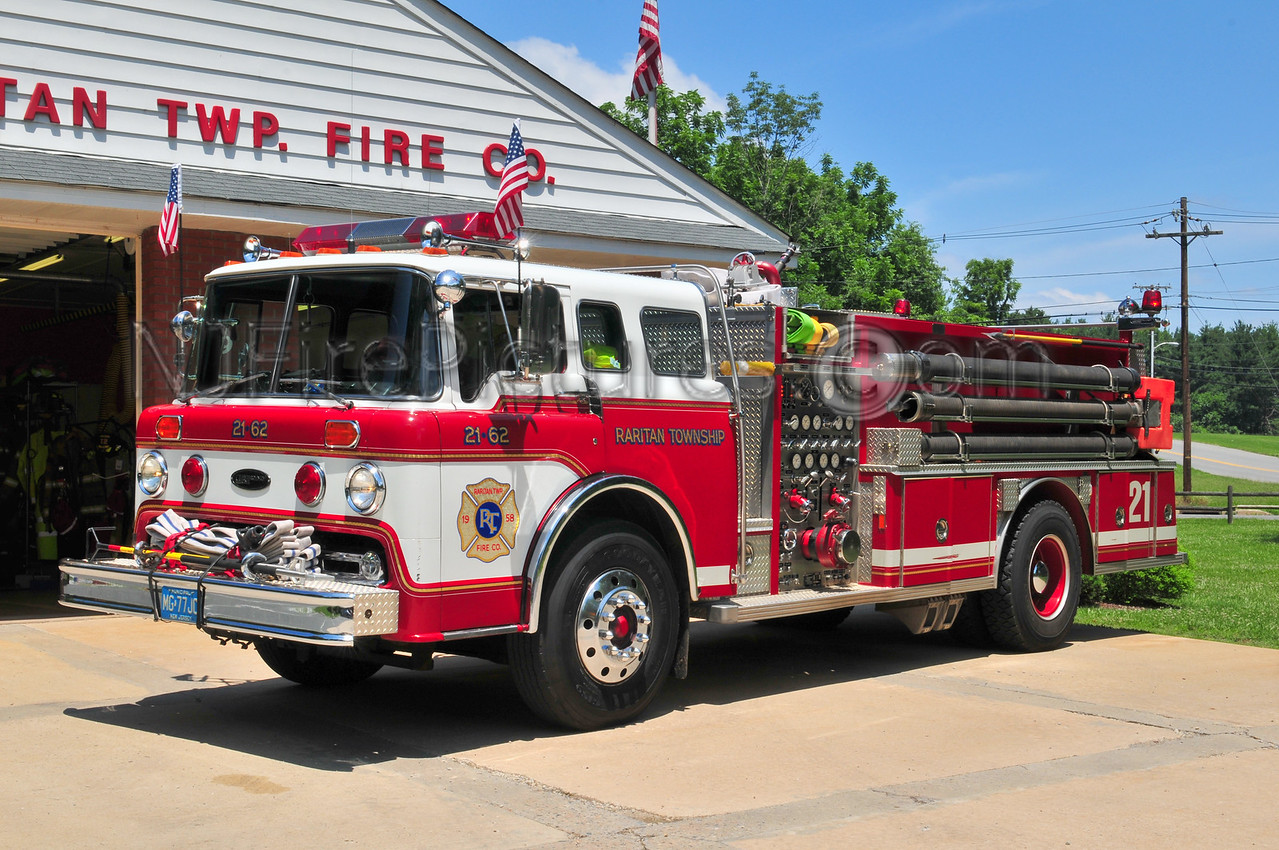 RARITAN TOWNSHIP, NJ ENGINE 21-62