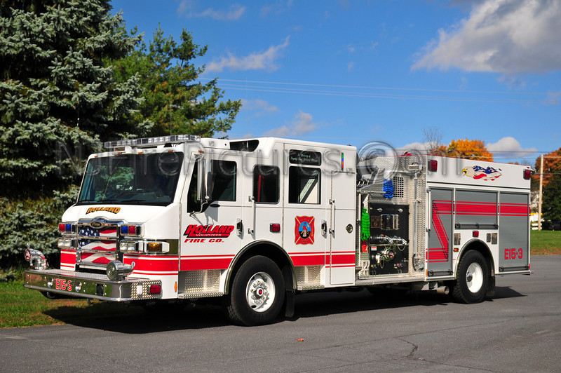 HOLLAND TOWNSHIP,  NJ ENGINE 15-3