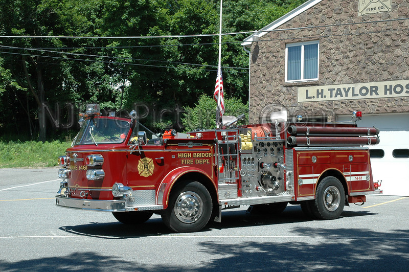 HIGH BRIDGE, NJ ENGINE 14-61
