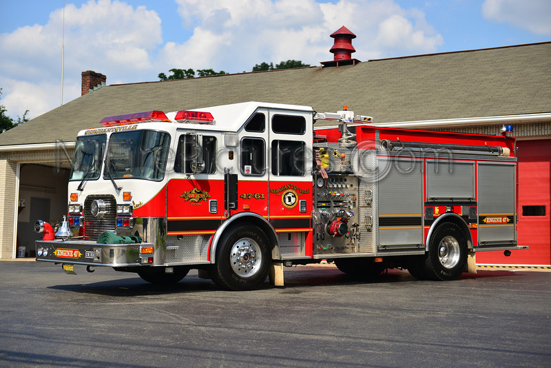 SERGEANTSVILLE ENGINE 47