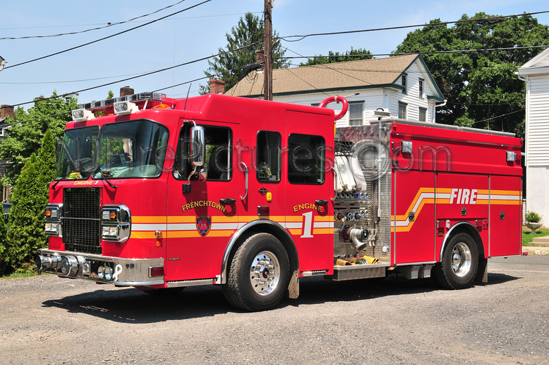 FRENCHTOWN, NJ ENGINE 1